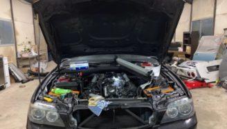 船橋市 BMW修理